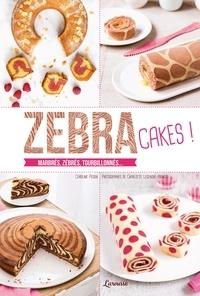 Caroline Pessin - Zebra cakes - Marbrés, zébrés, tourbillonnés....