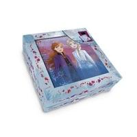 Caroline Petit - Mon coffret secret La reine des neiges II - Une jolie boîte avec miroir et un carnet d'amitié avec cadenas + 2 clefs.