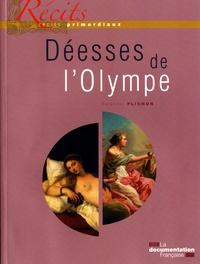 Caroline Plichon - Les déesses de l'Olympe.