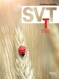 Caroline Prevot et Samuel Rebulard - SVT Tle - Enseignement de spécialité.