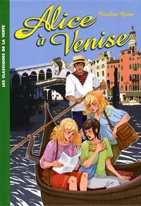 Caroline Quine - Alice à Venise.