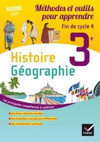 Histoire Géographie 3e- Méthodes et outils pour apprendre - Caroline Ravinal pdf epub