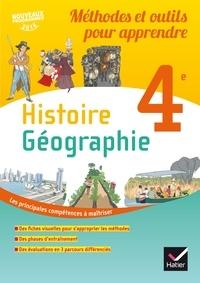 Histoiresdenlire.be Histoire géographie 4e - Méthodes et outils pour apprendre Image