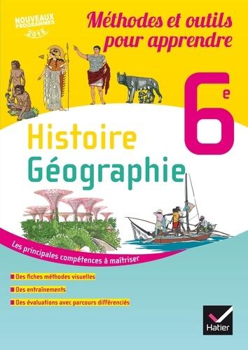 Histoire Geographie 6e Methodes Et Outils Pour Apprendre