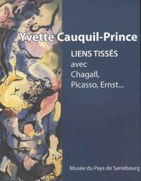 Yvette Cauquil-Prince - Liens tissés avec Chagall, Picasso, Ernst....pdf