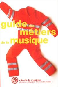 Caroline Rosoor - Guide des métiers de la musique.
