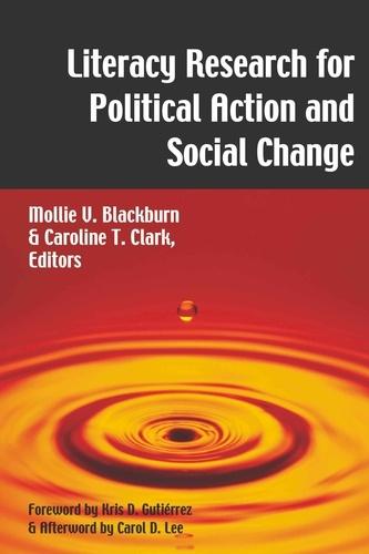 Caroline t. Clark et Mollie v. Blackburn - Literacy Research for Political Action and Social Change.