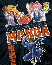 Caroline Ta et Van Huy Ta - Le grand livre du dessin manga.