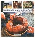 Caroline Tachon - Cuisine à la ferme aujourd'hui en Aveyron.