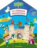 Caroline Thierry - Le château mystérieux - Toutes les activités de grande section 5-6 ans.