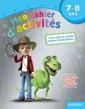 Caroline Thierry - Mon cahier d'activités dinosaure 7-8 ans.
