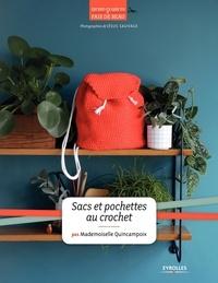 Caroline Vallognes - Sacs et pochettes au crochet.