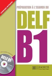 Caroline Veltcheff - Préparation à l'examen du DELF B1. 1 CD audio