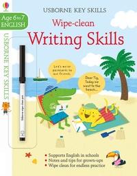 Caroline Young et Marta Cabrol - Key skills wipe-clean - Writing skills.
