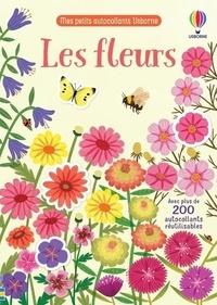 Caroline Young et Jean Claude - Les fleurs - Mes petits autocollants Usborne.
