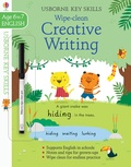Caroline Young - Wipe-clean creative writing - Age 6 to 7 english.