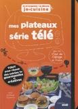Caroll Angeli et Etienne Laporte - Mes plateaux série télé.