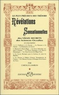 Accentsonline.fr Révélations Sensationnelles des vrais secrets des sciences occultes Image