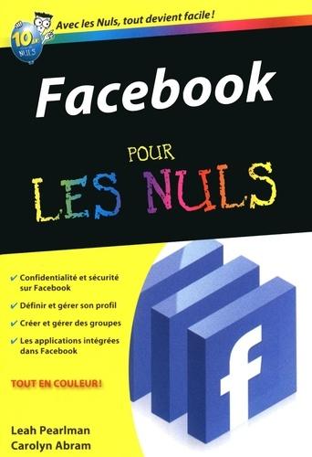 Facebook pour les nuls 3e édition