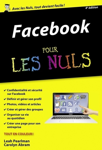 Facebook pour les nuls 4e édition
