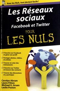 Alixetmika.fr Les réseaux sociaux pour les nuls - Facebook & Twitter Image