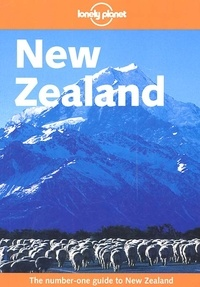 Carolyn Bain et Paul Harding - New Zealand.