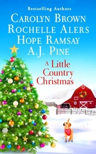 Carolyn Brown et A.J. Pine - A Little Country Christmas.