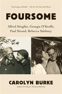 Ebook gratuit télécharger dictionnaire anglais Foursome  - Alfred Stieglitz, Georgia O'Keeffe, Paul Strand, Rebecca Salsbury