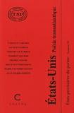 Carolyn Carlson et Jacques Darras - Etats provisoires du poème - Volume XVIII, Etats-Unis, poésie transatlantique.