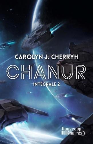 Chanur Intégrale Tome 2 Le retour de Chanur ; L'héritage de Chanur