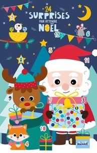 Carotte et compagnie - 24 surprises pour attendre Noël.