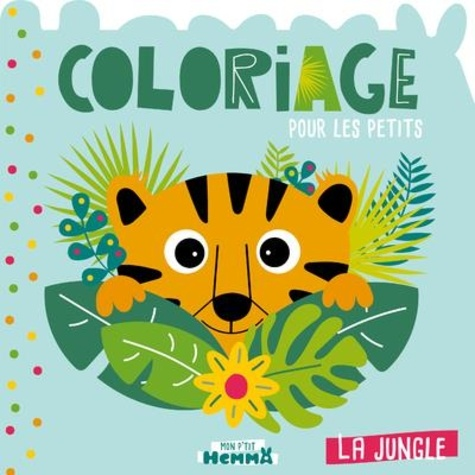 Les As De La Jungle Coloriage