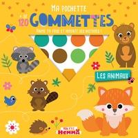 Carotte et compagnie - Les animaux - Ma pochette + de 120 gommettes. Anime ta frise et invente des histoires !.