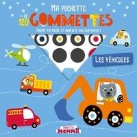 Carotte et compagnie - Les véhicules - Ma pochette + 120 gommettes. Anime ta frise et invente des histoires !.