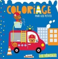 Carotte et compagnie - Les véhicules - Coloriage pour les petits.