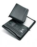 CARPENTRAS SIGN - Conférencier Filofax Métropol Zip + calculatrice Noir - Filofax