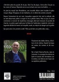 Carreaux Claude - Les silences de l'aspic.