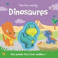 Carrie Hennon - Mon livre squishy dinosaures.