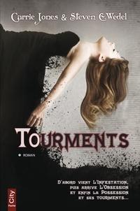 Carrie Jones - Tourments.
