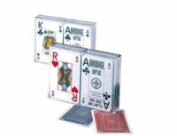 CARTAMUNDI - Bridge Ducale deux jeux de 54 cartes
