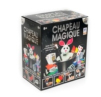 CARTAMUNDI - Chapeau Magique - Magic Collection Essentiel - DVD inclus