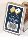 CARTAMUNDI - Ducale 32 cartes
