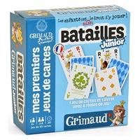 CARTAMUNDI - Jeu de cartes Batailles junior Grimaud