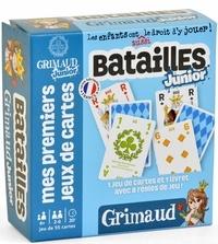 CARTAMUNDI - Jeu de cartes Batailles junior
