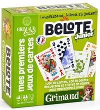 CARTAMUNDI - Jeu de cartes Belote Grimaud Junior