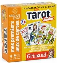 CARTAMUNDI - Jeu de cartes Tarot junior Grimaud