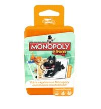 CARTAMUNDI - Shuffle Monopoly Junior