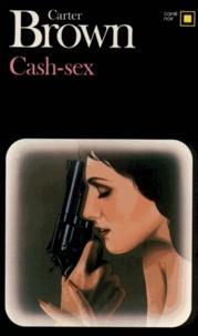 Carter Brown - Cash Sex.