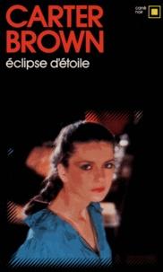 Carter Brown - Eclipse d'étoile.