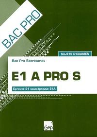 E1 A Pro S - Sujets dexamen.pdf